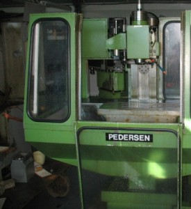 Pedersen front