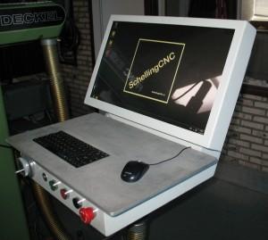 Deckel FP3NC paneel